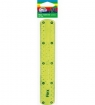 Linijka Fiorello plastikowa elastyczna 20cm