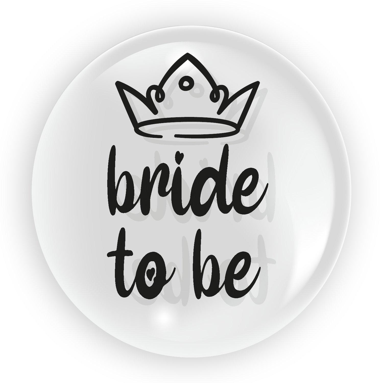 "Balon 45 cm - ""Bride to Be"" (TB 3628)"