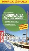 Chorwacja Istria Zatoka Kvarner Przewodnik z atlasem drogowym  Sachau Susanne
