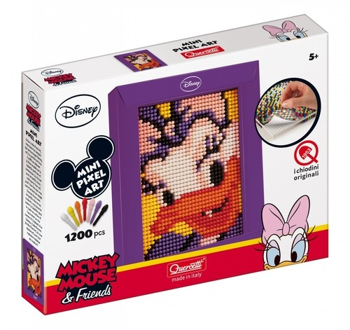 Mozaika Mini Pixel Art. Daisy 1200 (0828)