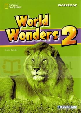 World Wonders 2 WB MICHELE CRAWFORD, KATY CLEMENS, KATRINA GORMLEY