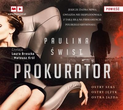 Prokurator. Audiobook (Audiobook) Paulina Świst