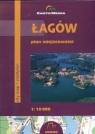 Łagów Plan miejscowości 1:10 000