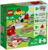 Lego Duplo: Tory kolejowe (10882)<br />Wiek: 2+