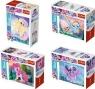20 elementów Mini Maxi, My Little Pony Magia kucyków/24 sztuki (56007)