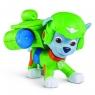 Psi Patrol Powietrzny Figurka z odznaką Rocky