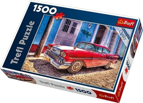 Puzzle Chevrolet Oldtimer 1500 (26128)