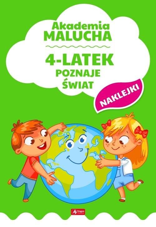 Akademia malucha 4-latek poznaje świat