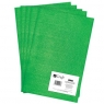 Filc poliestrowy a4, 5 szt. green (DPFC-019)