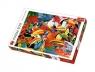 Puzzle 500: Kolorowe ptaki