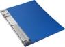 Teczka ofertowa A4/20 niebieska