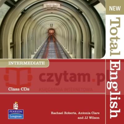 Total English NEW Inter Class CD Rachael Roberts