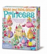 Odlewy gipsowe Brokatowe księżniczki