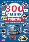 300 naklejek Pojazdy Naklejkowy świat