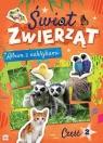 Album z naklejkami Świat zwierząt Część 2