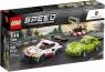 Lego Speed Champions: Porsche 911 RSR i 911 Turbo 3.0 (75888) od 7 lat