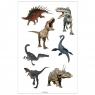 Naklejki A ozdobne Dinozaury II