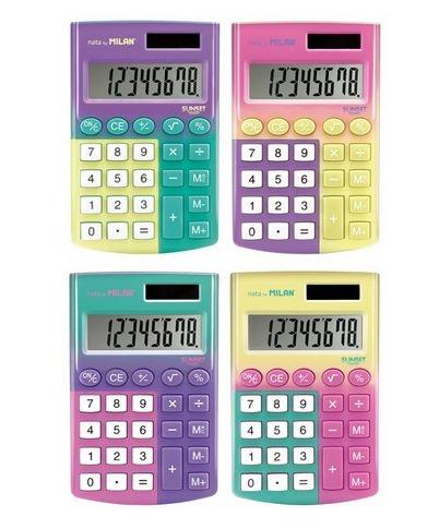 Kalkulator kieszonkowy Sunset