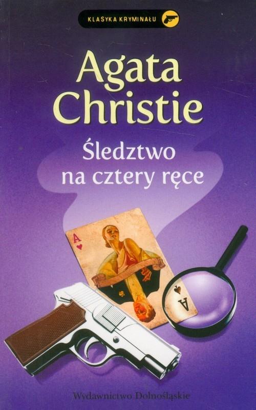 Śledztwo na cztery ręce Christie Agata
