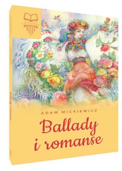 Ballady i romanse Mickiewicz Adam