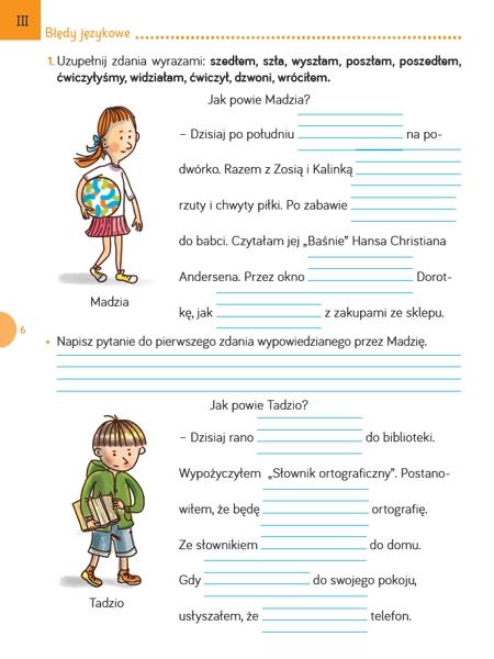 Ja i Moja Szkoła na nowo. Domowniczek dla klasy 2, część 5 Jolanta Faliszewska