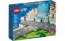 Lego City: Płyty drogowe (60304) Wiek: 5+