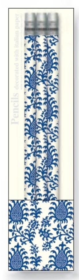 Ołówki ozdobne PST L03 3szt ROSSI