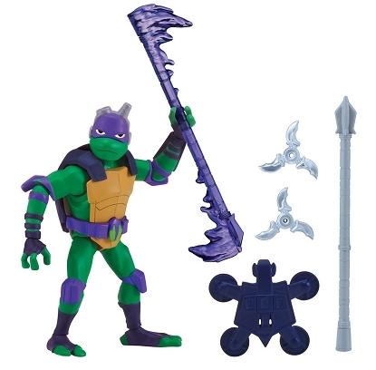 Wojownicze Żółwie Ninja: Figurka podstawowa z akcesoriami - Donatello (80800/80802)