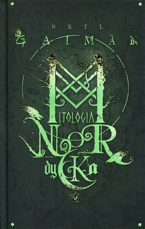 Mitologia nordycka Gaiman Neil