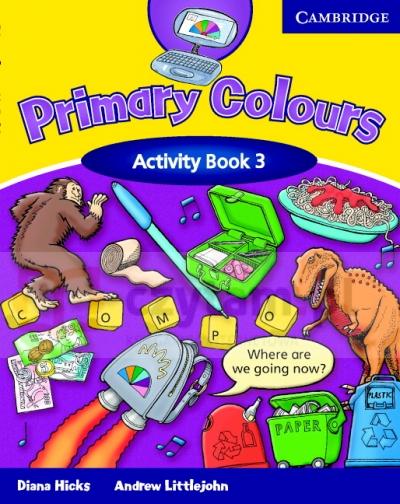 Primary Colours 3 AB