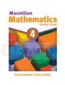 Macmillan Mathematics 4 TB Paul Broadbent