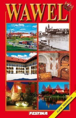 Album Wawel - mini - wersja polska praca zbiorowa