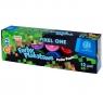 Farby plakatowe Astra, 12 kolorów, 20 ml - Pixel One (301221006)