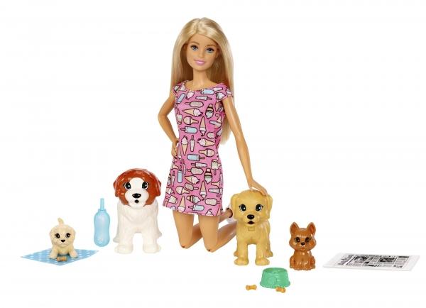Barbie: Opiekunka piesków