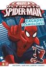 Zagadki i łamigłówki. Marvel. Ultimate Spider-Man