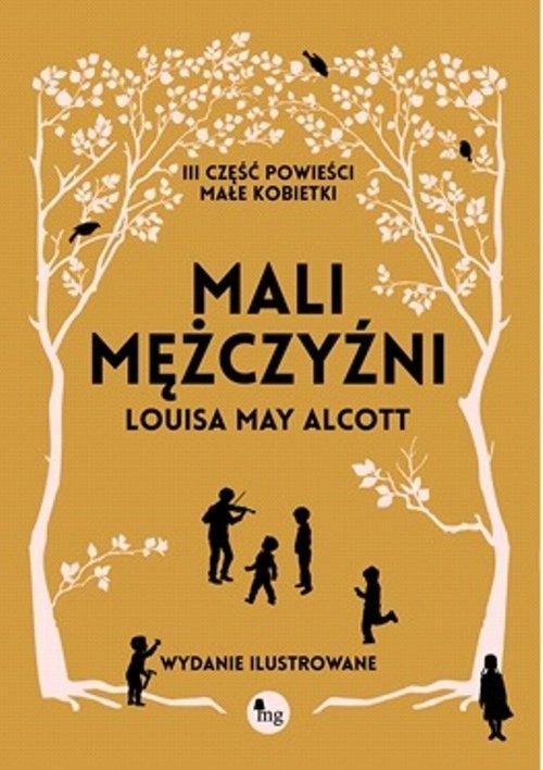 Mali mężczyźni (Uszkodzona okładka) Alcott Louisa May