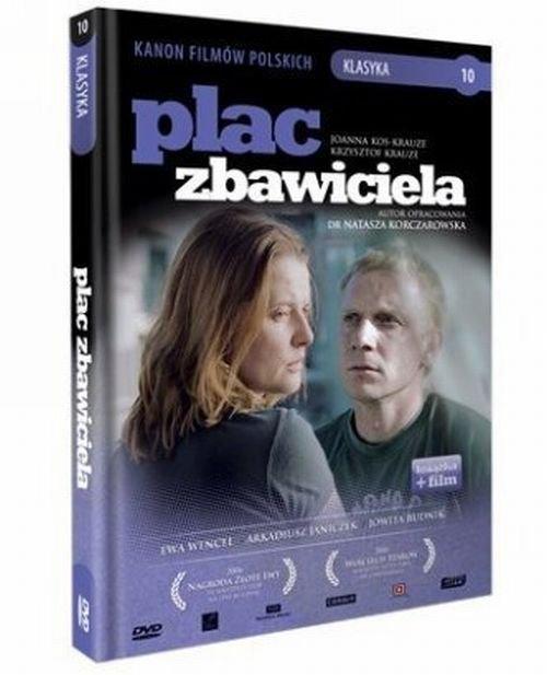 Plac Zbawiciela Książka + DVD