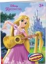 Disney Księżniczka Kolorowanka z naklejkami