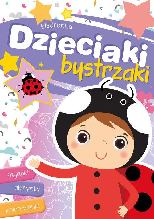 Dzieciaki bystrzaki - Biedronka Myjak Joanna