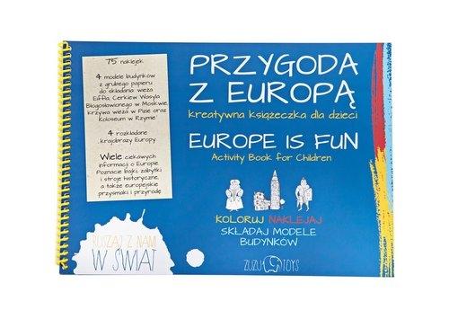 Przygoda z Europą Płachecka Paulina