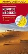 Mapa Drogowa Marco Polo. Maroko 1:800 000 w.2018