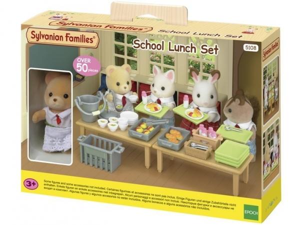 Szkolny zestaw obiadowy (5108)