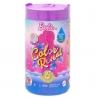 Barbie: Color Reveal - Brokatowa lalka Chelsea (GTT23) Wiek: 3+