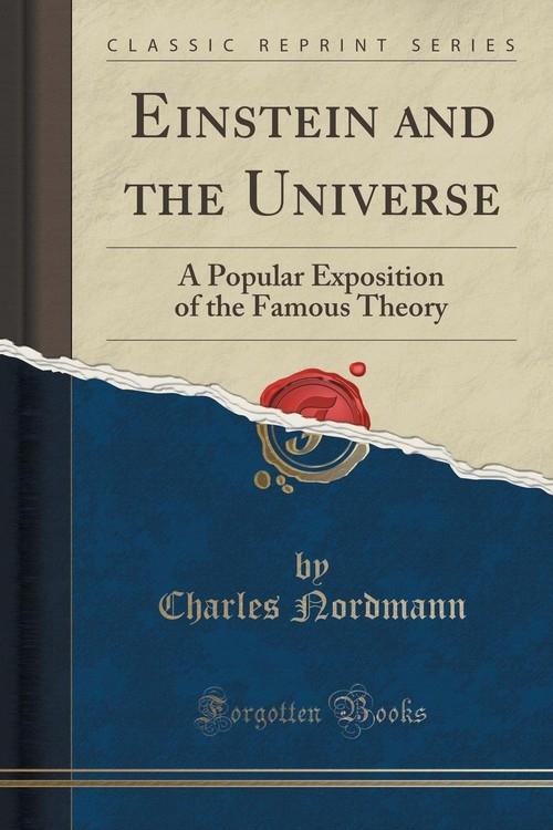 Einstein and the Universe Nordmann Charles