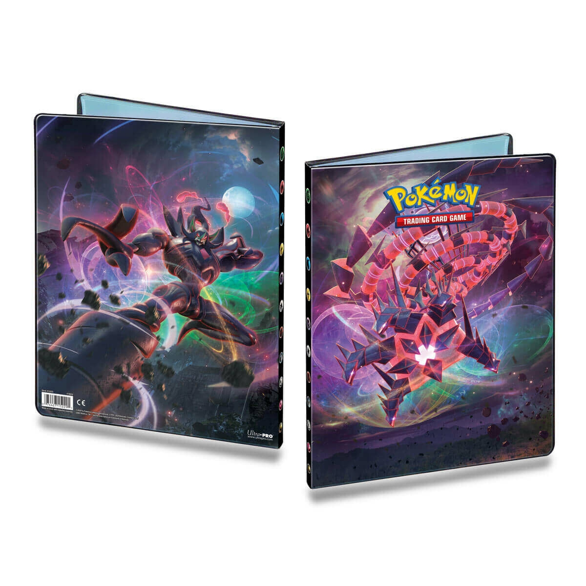 Pokemon TCG: Darkness Ablaze - Album A4 na 252 karty (UP15229)