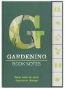 Book Notes - Gardening - znaczniki ogród