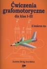 Ćwiczenia grafomotoryczne dla klas I-III
