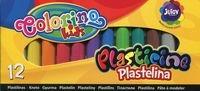 Plastelina Colorino Kids 12 kolorów (13291PTR)
