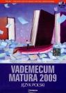 Vademecum Matura 2009 z płytą CD język polski