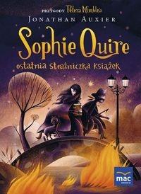 Sophie Quire ostatnia strażniczka książek Auxier Jonathan